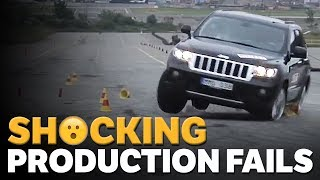 Download 9 Shocking Car Fails You'll Never Believe Made It To Production Video