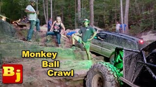 Download FAN RIDE at Windrock Off Road Park - EAST SIDE - 🍌MONKEY BALL CRAWL 🙈 Video
