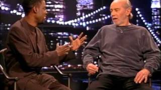 Download George Carlin - Chris Rock Show Video