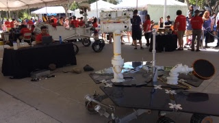 Download NASA JPL open house Video
