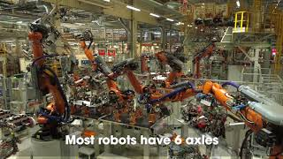 Download Dancing Robots assemble cars in just 68 seconds to classical music Video