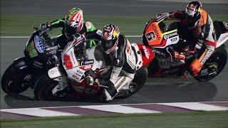 Download MotoGP™ Qatar 2015 - Best overtakes Video