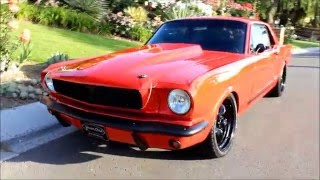Download 1966 MUSTANG 347 STROKER SUPERCHARGED Video