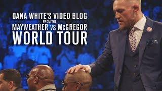 Download Dana White's Video Blog | MAY/MAC WORLD TOUR | Ep. 6 Video