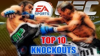Download EA SPORTS UFC - TOP 10 KNOCKOUTS #2 Video