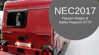 Download NEC2017 - Vango Challenge, Passion Wagon, Lego Caravan, and Bailey Pegasus GT70 Video