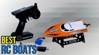 Download 7 Best RC Boats 2017 Video