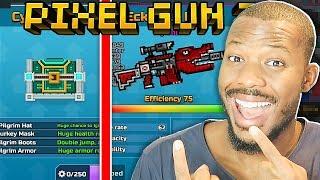 Download ECKODILE RIFLE + CYBER PILGRIM! | Pixel Gun 3D Video