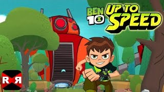 Download Ben 10: Up to Speed - Chapter 1 Boss Fight Gameplay Part 2 Video