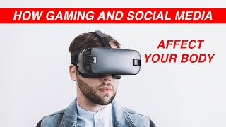 Download How Gaming and Digital Media Impact the Human Body Video