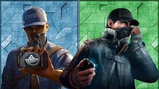 Download Watch Dogs 2 vs Watch Dogs Video