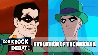 Download Evolution of the Riddler in Cartoons in 11 Minutes (2018) Video