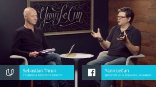 Download Udacity Talks Episode 7: Yann LeCun | Director of AI Research, Facebook Video