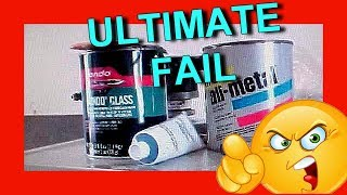 Download All Metal Body Filler vs Dyna Glass Bondo - ULTIMATE FAIL - Part 1 (Live Lesson Fridays 5) Video