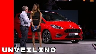Download 2017 Ford Fiesta Unveiling Video