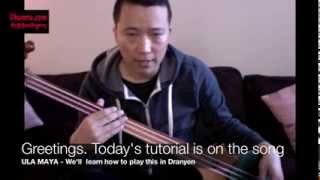 Download Dranyen (Tibetan Lute) : How to play Ula Maya (Lesson 6) Video