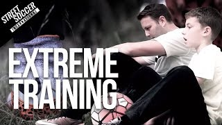 Download Extreme Football Skills Training and Nike Product Test Video