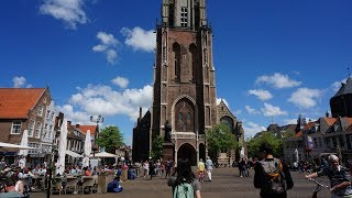 Download Delft, Netherlands in 4K (UHD) Video