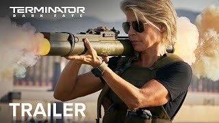 Download TERMINATOR: DARK FATE | Official Trailer Video