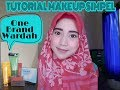 Download TUTORIAL MAKE UP SIMPEL (One Brand Wardah) Video
