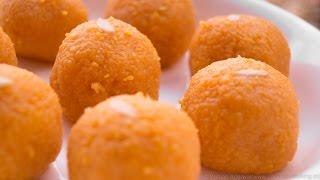 Download Motichoor Ladoo Recipe | Perfect Motichur Laddus - Indian Sweet | Secrets Revealed Video