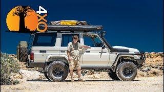 Download Convert a Wagon into 4x4 Overland Tourer. Toyota Land Cruiser Video