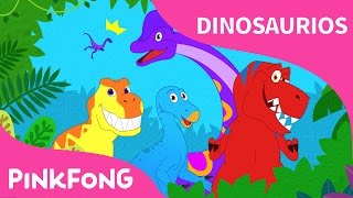 Download ¡Bum, Bum! Mundo Dino | Dinosaurios | PINKFONG Canciones Infantiles Video