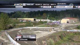 Download Red Bull Global RallyCross - Seattle, Dirtfish Rally School (HD) Video