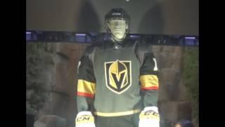 Download 2017 Vegas Golden Knights jersey & unveiling of NHL Jerseys Las Vegas Video