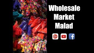 Download Malad wholesale market    Malad part 2    Mumbai   Video