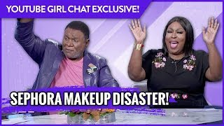 Download WEB EXCLUSIVE: Sephora Makeup Disaster! Video