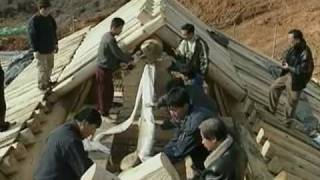 Download Daemokjang, traditional wooden architecture Video