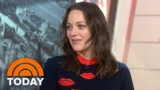 Download Marion Cotillard: Brad Pitt Rumors Didn't Affect Me While Shooting 'Allied' | TODAY Video