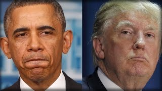 Download TRUMP RUTHLESSLY SHAMES OBAMA WITH PERFECT RESPONSE Video