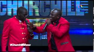 Download Pastor Victor Kanyari on the Churchill Show Video
