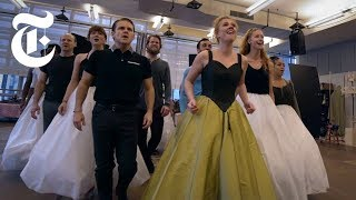 Download Inside Broadway's Secret Laboratory: 'Hamilton,' 'Frozen,' and So Much More   NYT Video