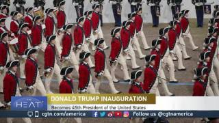 Download The Heat: The Inauguration of President Trump PT3 Video