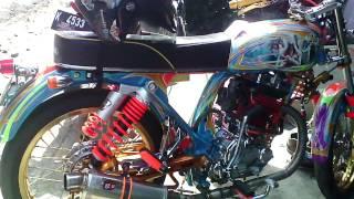 Download Modifikasi Motor CB 100 TERKEREN & TERMAHAL ITU NY ( FULL MODIF, FULL VARIASI / FULL BODY ) TERBARU Video
