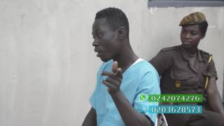 Download Pushed into Prison by his girl friend Video