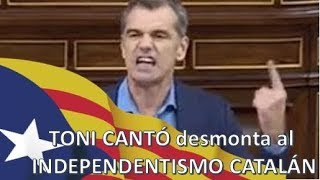 Download ¡BESTIAL! Toni Cantó DESMONTA al INDEPENDENTISMO CATALÁN en pocos minutos Video