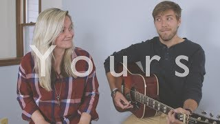 Download Yours | Russell Dickerson (cover) Video