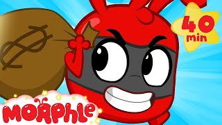 Download Bad Morphle - Halloween | My Magic Pet Morphle | Cartoons For Kids | Morphle TV Video