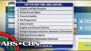 Download Bandila: What are the top 10 part-time jobs? Video