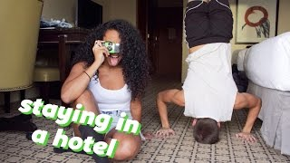 Download OUR FIRST TIME IN A HOTEL Video