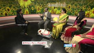 Download Christian evangelist Paul Dhinakaran & his family in News7 Tamil studio-1/2 Video