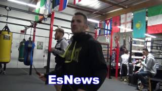Download egis kavaliauskas how will ggg do at 168 vs ward EsNews Boxing Video