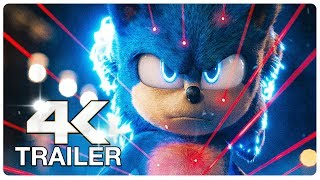 Download SONIC THE HEDGEHOG : 5 Minute Trailers (4K ULTRA HD) NEW 2020 Video