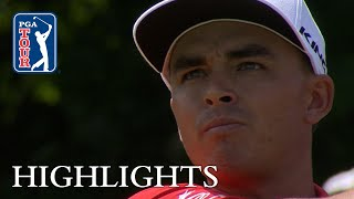 Download Rickie Fowler extended highlights | Round 1 | Quicken Loans Video