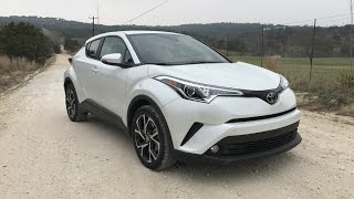 Download 2018 Toyota C-HR – Redline: Review Video