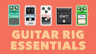 Download Guitar Rig Essentials Video